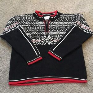 Hanna Andersson holiday sweater